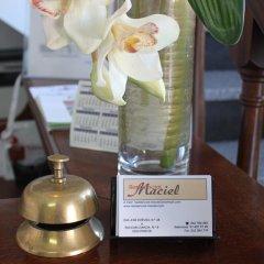 Отель Maciel интерьер отеля