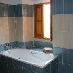 Отель Casa El CastaÑo Алькаудете ванная