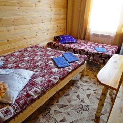 Гостиница Парк отдыха Сказка Русь комната для гостей фото 4