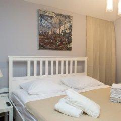 Апартаменты на Поварской Двухкомнатные апартаменты с различными типами кроватей фото 7