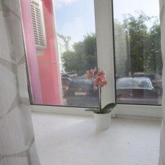 Хостел География Казань Стандартный номер 2 отдельными кровати (общая ванная комната)