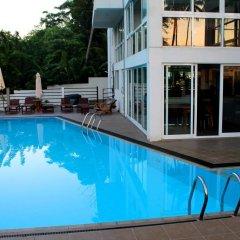 Отель Sole Luna Resort & Spa бассейн фото 2