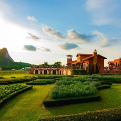 Отель Sunrise Villa Resort развлечения