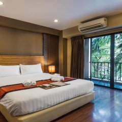 Отель The Cottage Suvarnabhumi 3* Улучшенный номер фото 10
