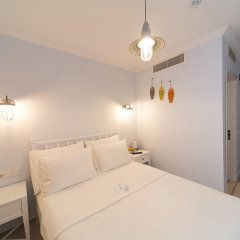 Levin Hotel Alacati 2* Стандартный номер фото 5