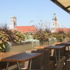 Отель Deutsche Eiche Германия, Мюнхен - отзывы, цены и фото номеров - забронировать отель Deutsche Eiche онлайн фото 2