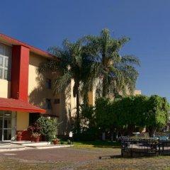 Hotel Central Parador парковка