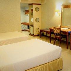 Отель Pattaya Park Beach Resort 4* Номер Делюкс фото 9