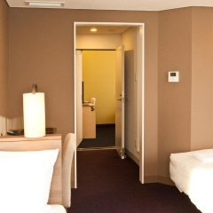 Отель Sotetsu Fresa Inn Ginza-Nanachome 3* Номер с различными типами кроватей фото 2