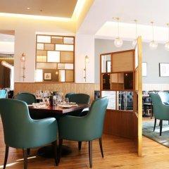 Отель Hilton Glasgow гостиничный бар