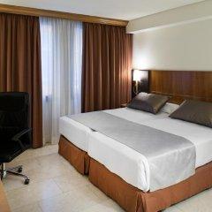 Отель Catalonia Barcelona Golf 3* Улучшенный номер с 2 отдельными кроватями фото 2