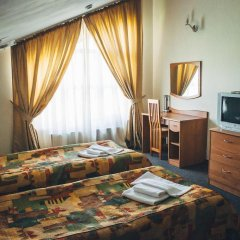 Golf Hotel Sorochany 4* Люкс разные типы кроватей фото 3