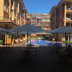 Апартаменты Sunny View Studio Солнечный берег бассейн