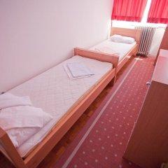 Youth Hostel Zagreb Стандартный номер с различными типами кроватей (общая ванная комната) фото 11