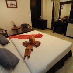 Отель N.T. Lanta Resort 3* Номер Делюкс