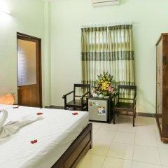 Отель Rice Village Homestay 2* Улучшенный номер с различными типами кроватей фото 5