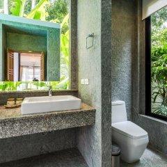 Отель Baan Bua Villa by Railand ванная