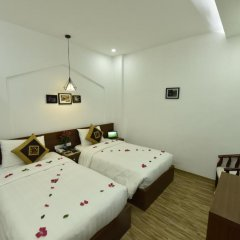 Отель Happy Moon Guesthouse 2* Номер Делюкс фото 7