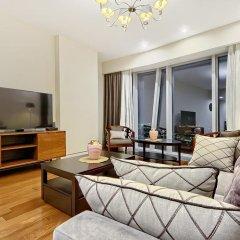 Гостиница Sky Apartments Rentals Service в Москве отзывы, цены и фото номеров - забронировать гостиницу Sky Apartments Rentals Service онлайн Москва комната для гостей фото 13