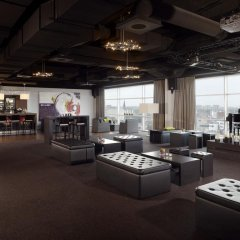 Lindner Wtc Hotel & City Lounge Antwerp Антверпен развлечения
