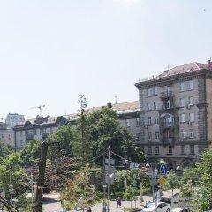Апартаменты Olga Apartments on Khreschatyk Апартаменты с различными типами кроватей фото 9
