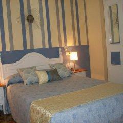 Отель Hostal Rural Gloria Стандартный номер двуспальная кровать фото 4