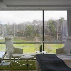 Отель Sankt Jörgen Park 4* Стандартный номер с различными типами кроватей фото 10