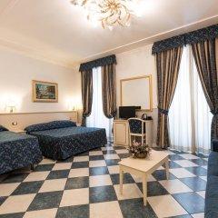 Hotel Anfiteatro Flavio 3* Стандартный номер с различными типами кроватей фото 5