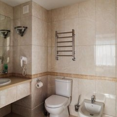 Гостиница Малахит 3* Люкс с разными типами кроватей фото 9
