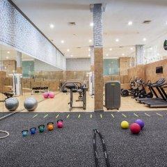 Отель Occidental Jandia Mar фитнесс-зал фото 3