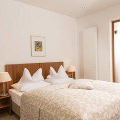 Hotel Baseler Hof 4* Стандартный номер разные типы кроватей