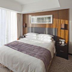 Отель Marco Polo Lingnan Tiandi Foshan Улучшенный номер с различными типами кроватей
