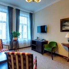 Мини-Отель Big Marine 4* Люкс с различными типами кроватей фото 9