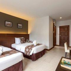 Отель The Holiday Resort 4* Улучшенный номер с различными типами кроватей фото 6