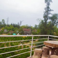 Отель Lam Chau Homestay Стандартный номер с 2 отдельными кроватями фото 6