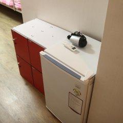 Fortune Hostel Jongno Кровать в женском общем номере с двухъярусной кроватью фото 2