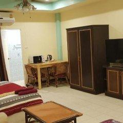 Апартаменты Parinya's Apartment Паттайя в номере