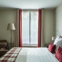 Hotel Aiglon 4* Улучшенный семейный номер с двуспальной кроватью фото 2