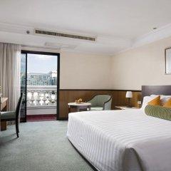 Boulevard Hotel Bangkok 4* Стандартный номер с разными типами кроватей фото 7