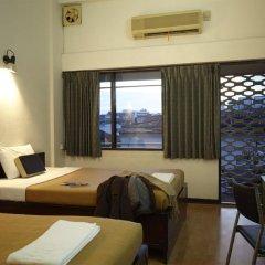 Отель The Krungkasem Srikrung Hotel Таиланд, Бангкок - отзывы, цены и фото номеров - забронировать отель The Krungkasem Srikrung Hotel онлайн комната для гостей фото 4
