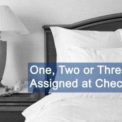 Отель NH Roma Villa Carpegna 4* Стандартный семейный номер с различными типами кроватей