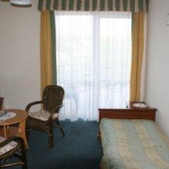 Отель Zieliniec Польша, Познань - отзывы, цены и фото номеров - забронировать отель Zieliniec онлайн комната для гостей фото 2