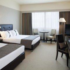 Отель Holiday Inn Rome- Eur Parco Dei Medici 4* Стандартный номер с различными типами кроватей фото 2