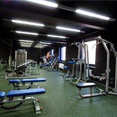 Гостиница Mercure Kyiv Congress фитнесс-зал