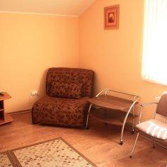 Гостиница Pale Номер Комфорт двуспальная кровать фото 2