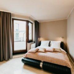 Отель EXCLUSIVE Aparthotel Улучшенные апартаменты с различными типами кроватей фото 10