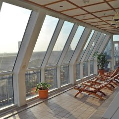 Savoy Hotel Frankfurt балкон