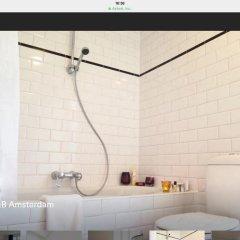 Отель B&B Central ванная фото 2