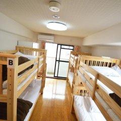 Отель Guest House Hokorobi 2* Кровать в общем номере