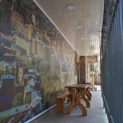 Хостел Vagary балкон